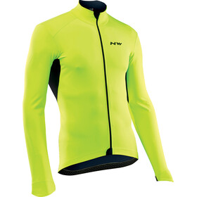 Northwave Ghost H2O Total Protection - Chaqueta Hombre - amarillo